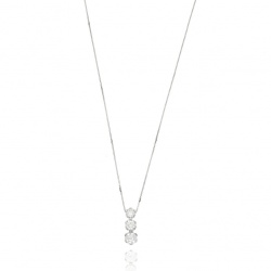 Collier con diamanti