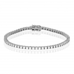 Bracciale Tennis Con Diamanti
