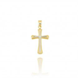 Croce in oro 750