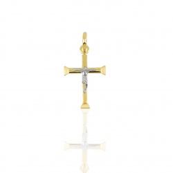 Pendente Croce In oro 750