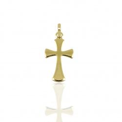 Pendente a Croce Liscia In...