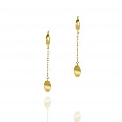 Orecchini Pendenti in Oro 750