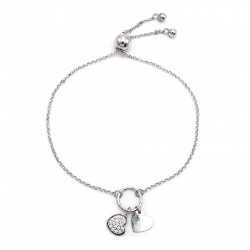 Bracciale Charms in Argento...